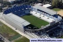 La Rosaleda / Estadio de futbol del Malaga C.F.