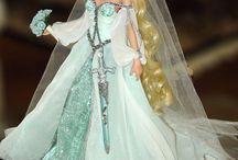Rare barbie dolls