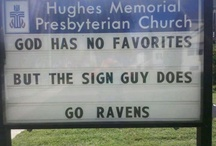 Raven's Fever! Whoot! / by Gabrielle Krug