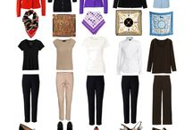 7/10/30 day wardrobe / Wardrobe capsules