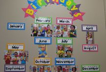 First Grade Room Set Up / by Holley Adkins