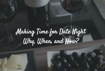 Date Night Ideas / As parents we often neglect time with our mate! So here are some great date night ideas to keep your romance alive and still keep growing as a couple.