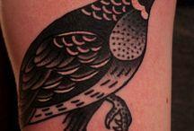 tattoo / by Shannon Krelle