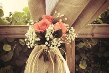 Eliza's Wedding Flowers & Decor / by WifeMotherGardener