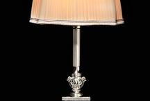 Lampade  / Silver lamp