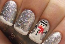 Kerst Nagelkunst