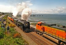 Railway And Locomotives