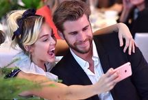 <3 Miley and Liam <3
