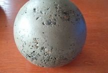 cement & hypertufa / by Paula Lee
