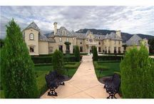 Lovely Luxury Homes, Colorado Springs / You gotta see these luxury homes in Colorado Springs!