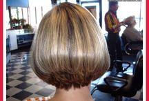 Hairstyles / by Darlene Bisesi