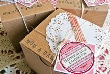 Wrap it up! / Gift wraping, creative packaging...