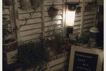 Small Garden / http://s.ameblo.jp/mama4513/entry-11916966011.html