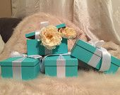 Tiffany Co Wedding Ideas / Perfect decor for a Tiffany Co. or Breakfast At Tiffany's themed event