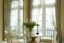 Window treatments / by Tresa Collins-Walton
