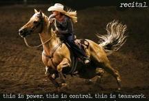 Cowgirl Up / by Niki Davila