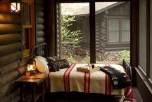 Style - Log Cabin