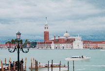 Venedig   Венеция