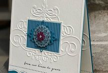 Cards - Christmas - Snowflakes / by Helena Znidaric