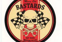 Hot rod logo's / Designs