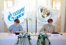 Gazprom Signs Agreement with St Petersburg State University