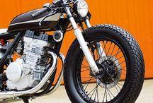 Bike project dreams