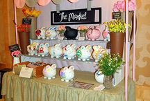 market fair displays