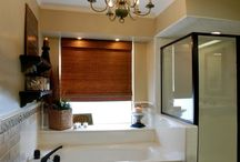 Master Bath / by Marina Scott