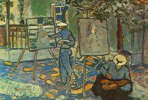 Magyar festőművészek, fotóművész ,üvegfestő, mozaikművész