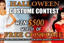 Halloween Costume Contest Win $500 / Take Part of our contest and win $500 Worth Of Free Costume.