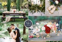 wedding moodboards. / Moodboards