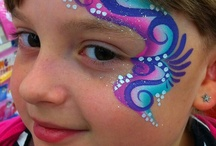 facepaint / by cathy Thews