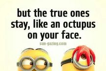 Minions / Your one in a Minion