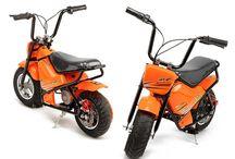 Elektrisk motorsykkel
