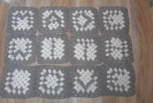 my crocheting, mijn haakwerk / crochet , haken