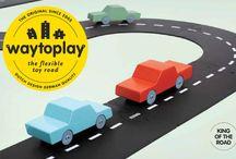 Waytoplay Flexible Road Track