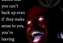 CoRS Quotes / Quotes, memes, advice and guidance from the church of Rational Satanism.
