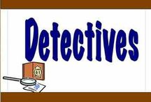 Mystery/detective theme