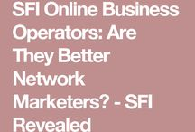 SFI Affiliate Online Business Tips