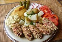 vegetariánská jídla