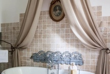 salle d'eau / by Cecile Kempf
