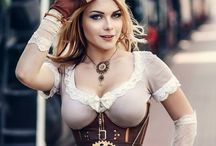 Steampunk Lady's