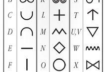 Symboles et tatoos
