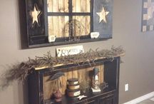Rustic / by Judy Fellows
