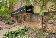 2630 N. Hampden, Chicago, IL 60614 / 2630 North Hampden Court is a modern, elevator-equipped 5-story apartment building in the very desirable Lincoln Park, Chicago neighborhood. The building features an inviting lobby, additional personal storage, assigned covered parking and an onsite laundry facility.