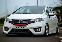 Honda jazz gk5