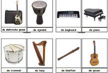 Musikal instrumenter