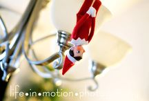 Elf on the Shelf / by Kristy Owens
