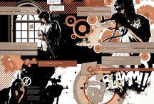 Comics P
