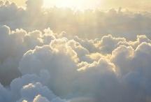 Skyer og himmel